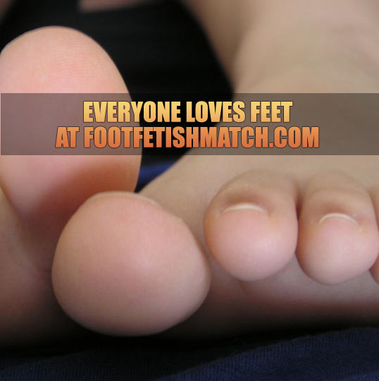 Womens feet fetish dating